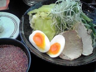 ばくだんやつけ麺2013-1