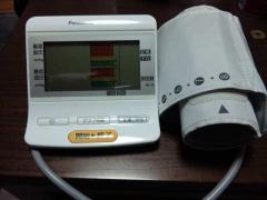 血圧計プレゼント