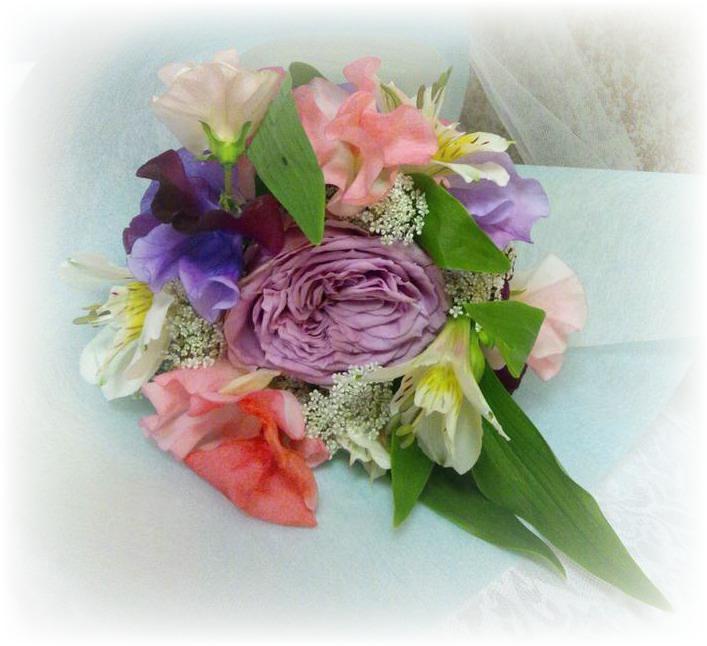 たまちゃんのお花