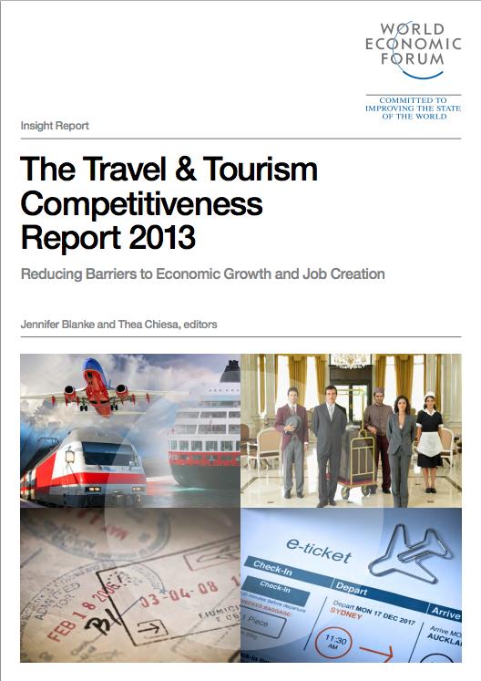 旅行・観光競争力レポート