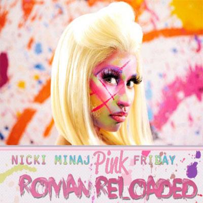 Pink Friday- Roman Reloaded ピンク・フライデー- ロマン・リローデッド