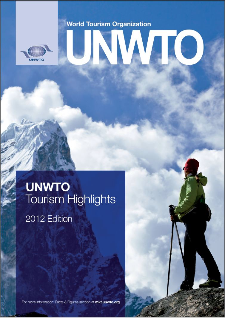 「UNWTO Tourism Highlights, 2012 Edition」
