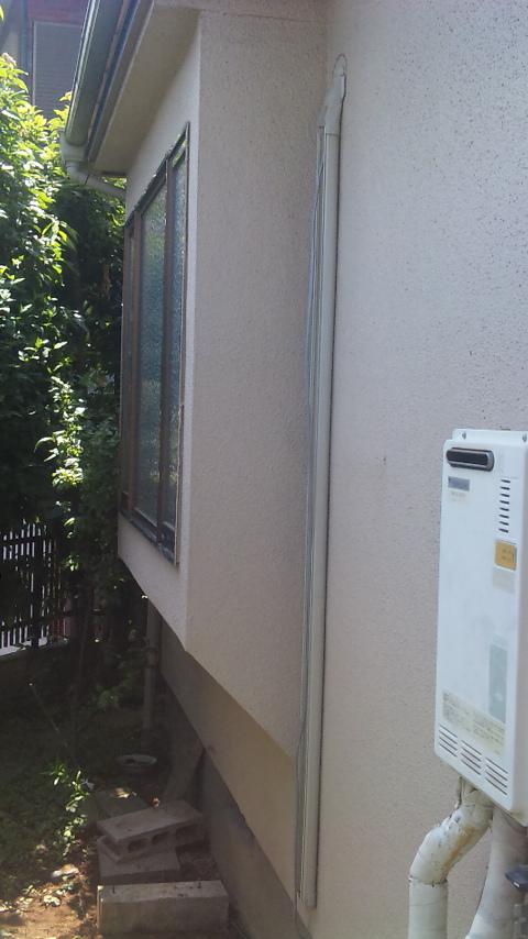 戸田市でエアコン取り付け工事