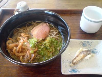 04昼食ふな寿司