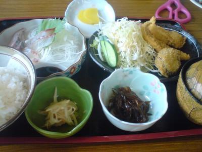 12定食1050円