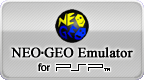 Unofficial NEOGEO Emulator for PSP Mod