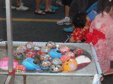 20120805七夕祭り 出店1