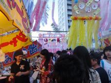 20120805七夕祭り 出店3