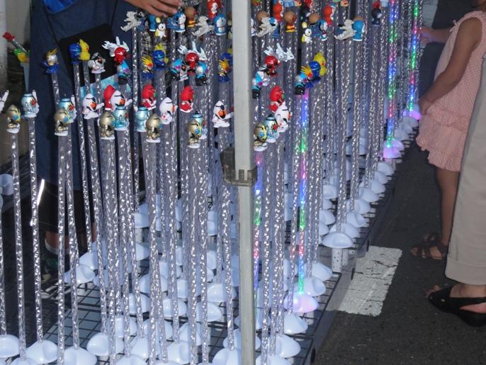 20120805七夕祭り 出店2