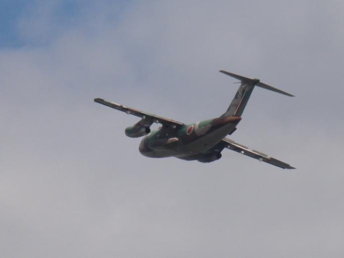 2012入間基地航空ショー 展示 航空機ー8-3