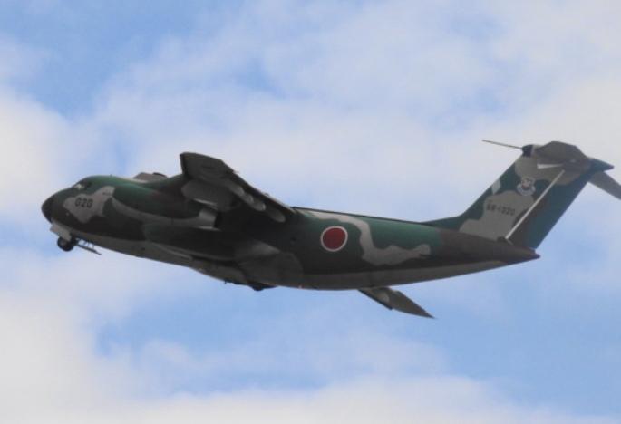 2012入間基地航空ショー 展示 航空機ー8-1
