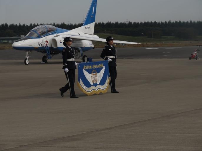 2012入間基地航空ショー 展示 航空機ー7-1