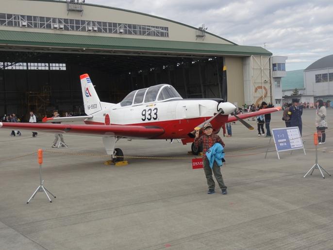 2012入間基地航空ショー 展示 航空機ー5-1