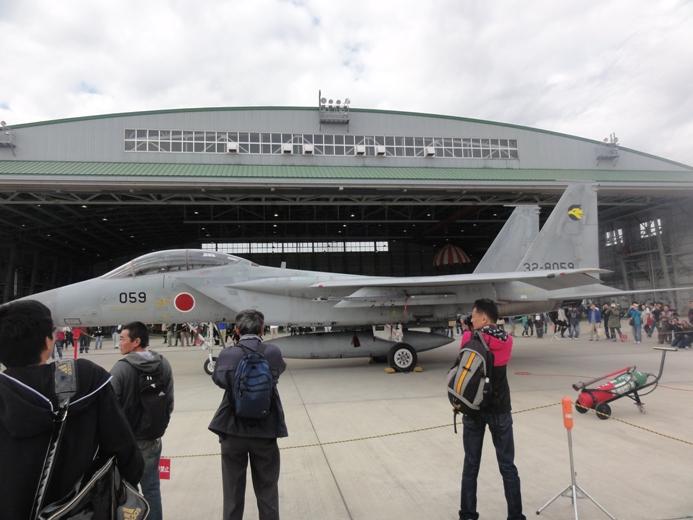 2012入間基地航空ショー 展示 航空機ー6-2