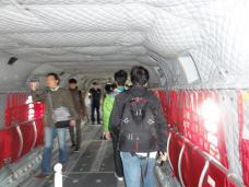 2012入間基地航空ショー 展示 航空機ーヘリ 4