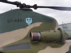 2012入間基地航空ショー 展示 航空機ーヘリ 3