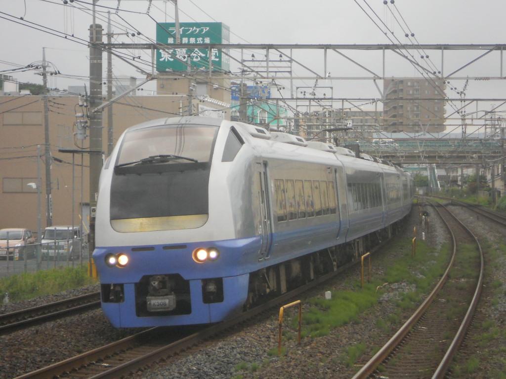E653系K308+K352 修学団体 (2)