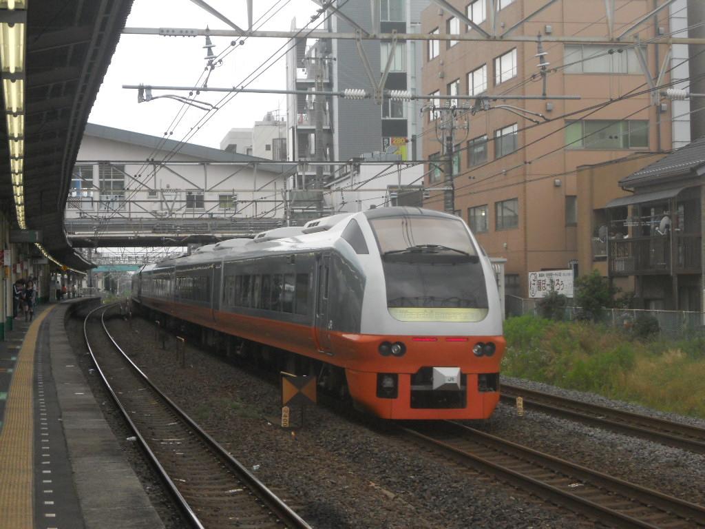 E653系K308+K352 修学団体 (1)
