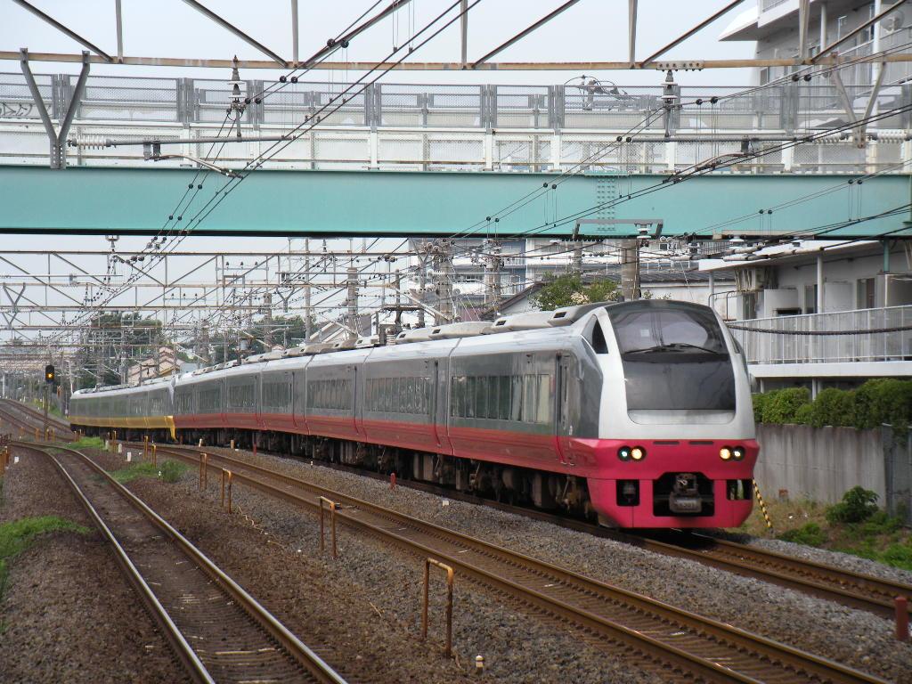 E653系 K301(赤)+K302(黄) (1)