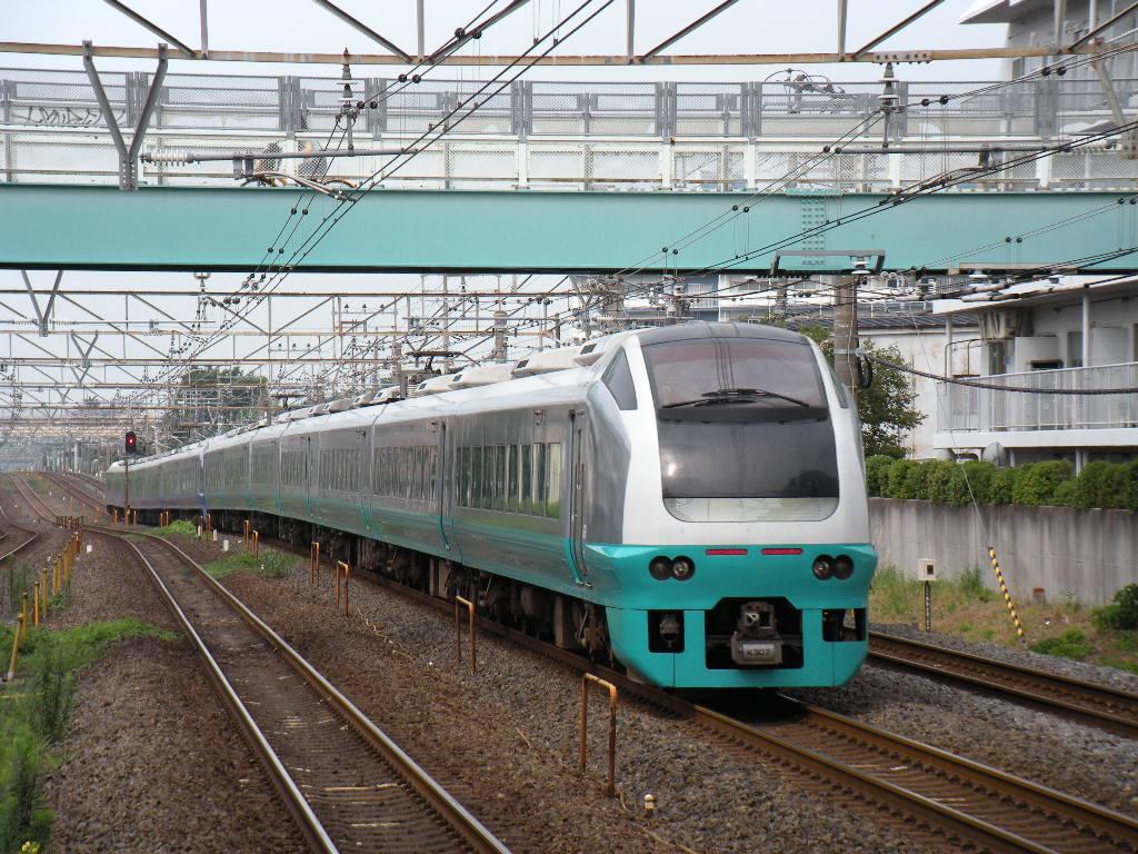 E653系 K307(緑)