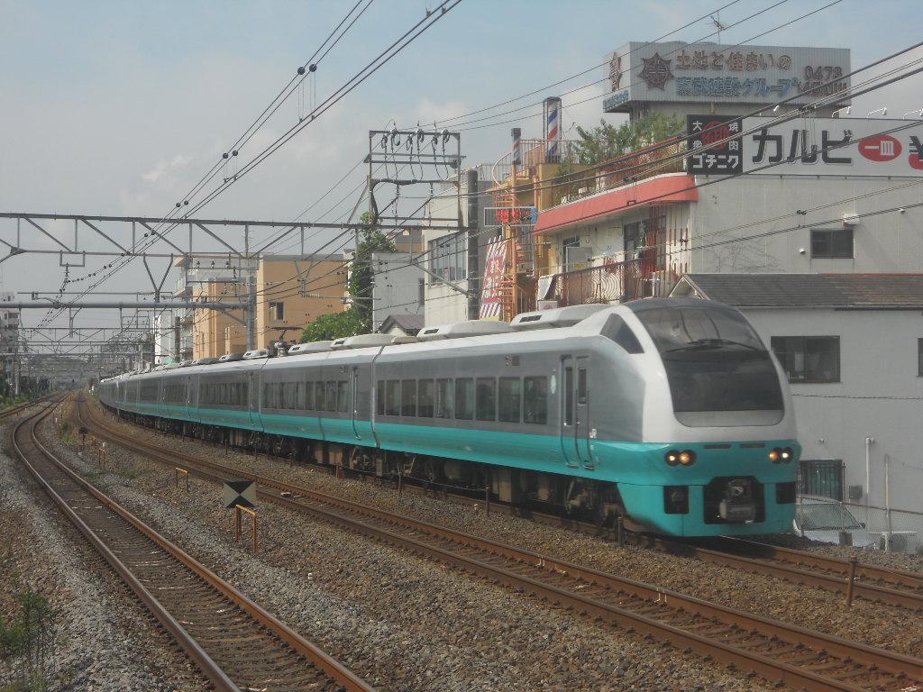 E653系 K304(緑)