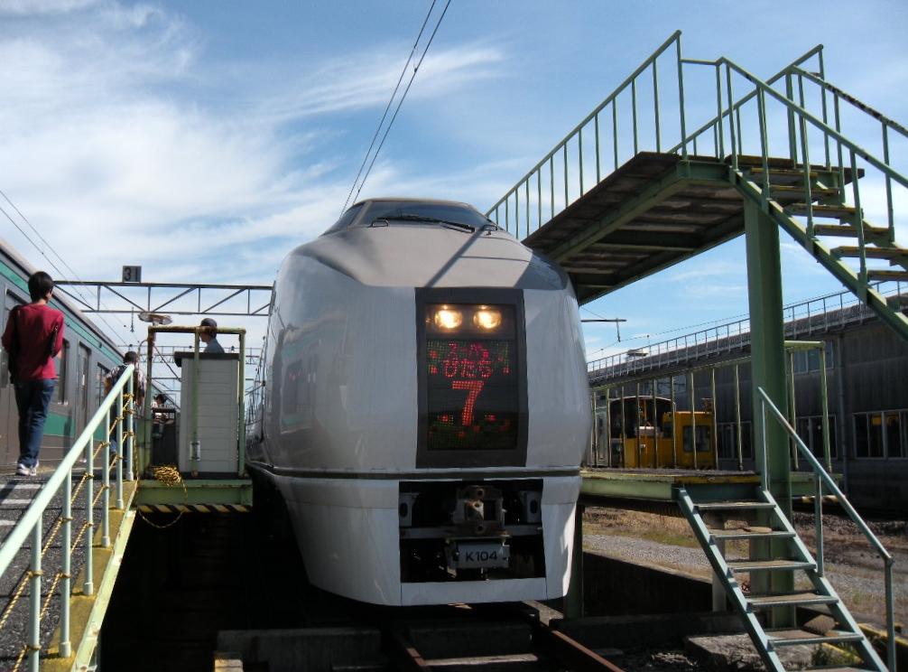 H24年度 川越車両センター公開 (5)