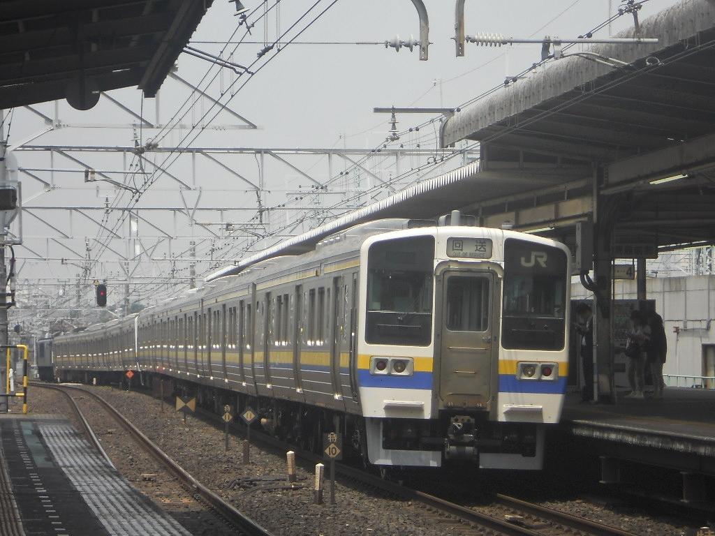 千マリ211系 NN配給 (1)