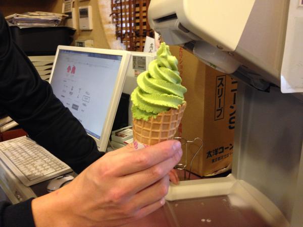 ソフトクリーム10
