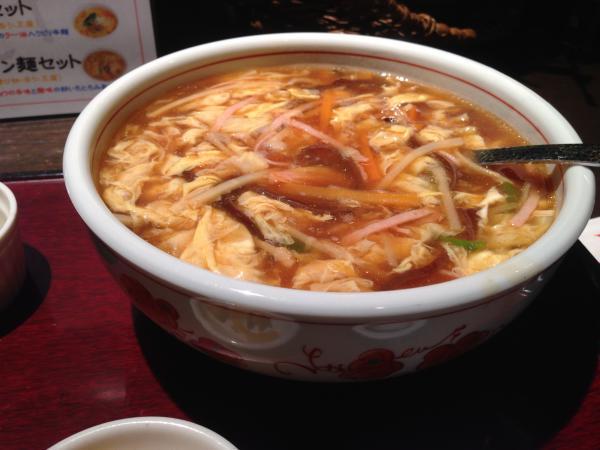 サンラータン麺6