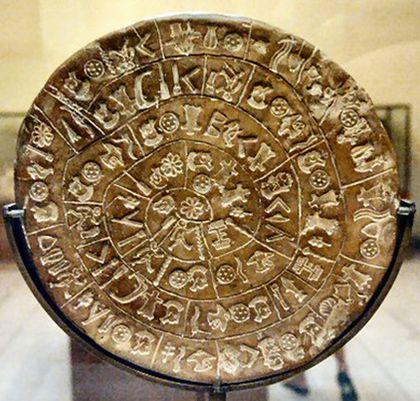 ファイストス円盤 A面 ウィキペディア