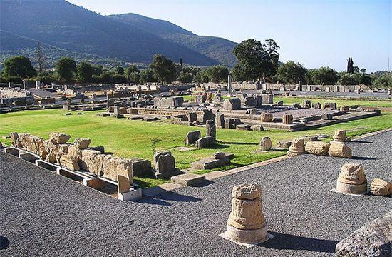イトミ山 アスクレピオス神殿