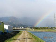 11.27  虹 雨 庭田山 013