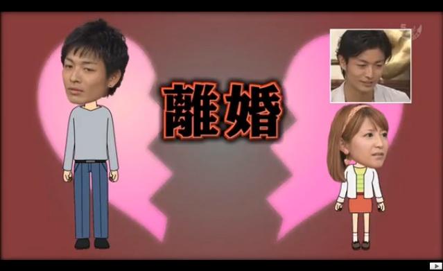 中村昌也と矢口真里が離婚した際の画像2