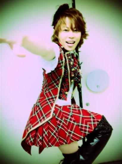 西川貴教の女装画像6