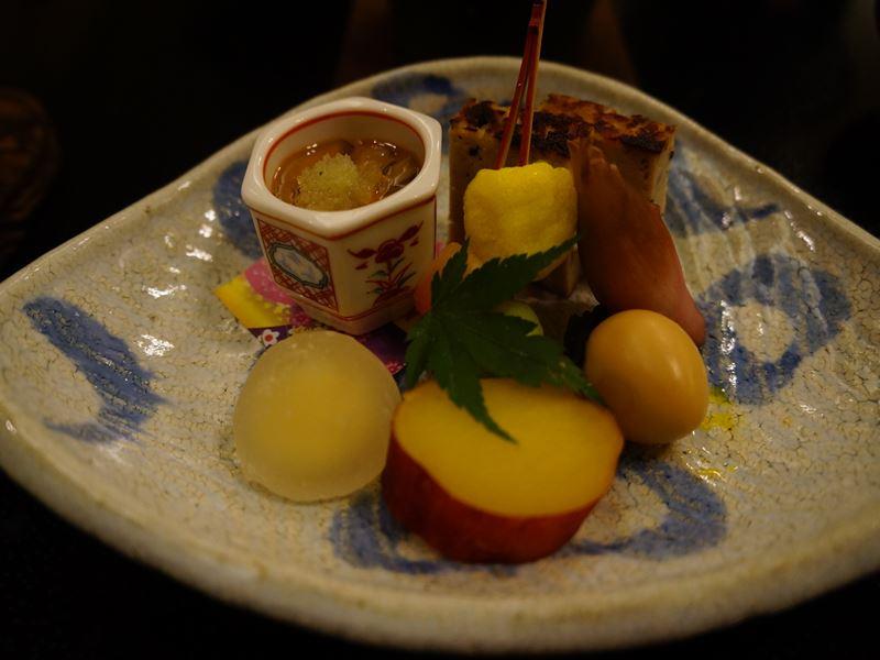 飛騨のホテル食