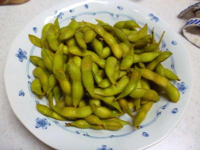 好物の枝豆