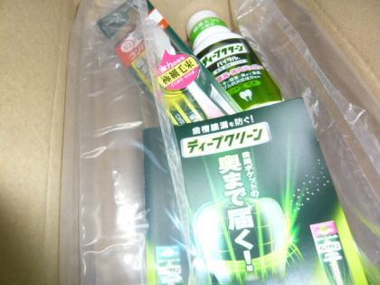 ディープクリーン バイタル 薬用液体ハミガキ