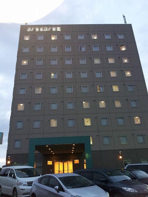 ビジネスホテル20120609_191129