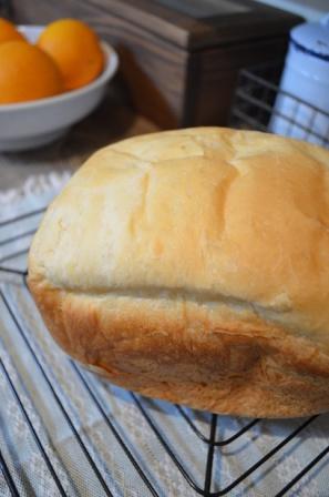 クリーム食パン