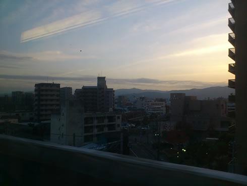 福岡 植木屋 地震雲