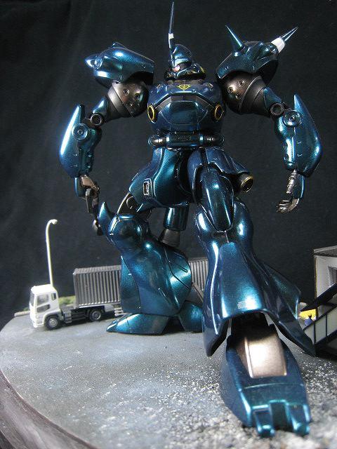 オガモデル用ケンプMG 004