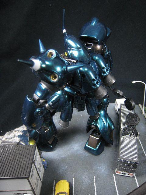 オガモデル用ケンプMG 002