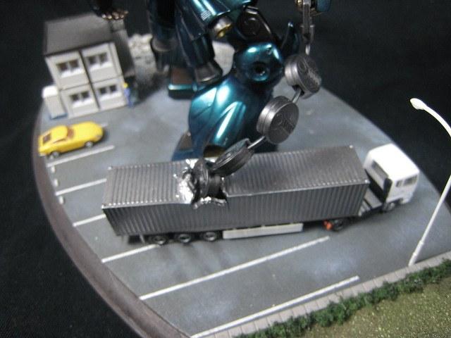 オガモデル用ケンプMG 001