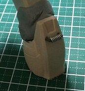 オガモデル足のフック