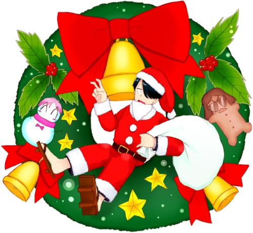 クリスマス700