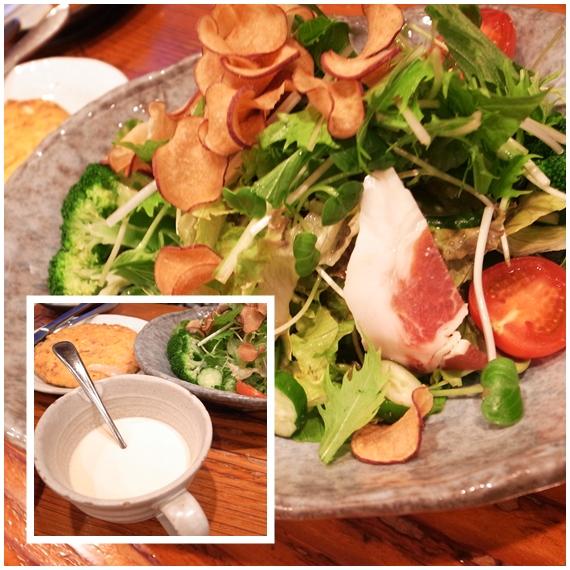 エルリコ風サラダ
