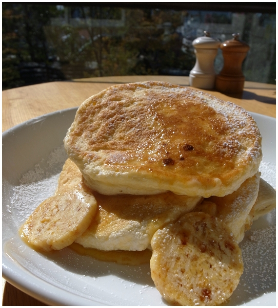 リコッタパンケーキ2