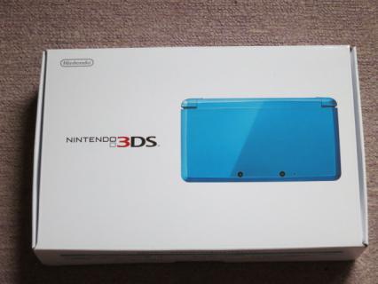 3DSライトブルー