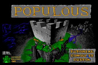 Populous PCE 00