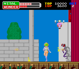 Wonder Momo PCE 02